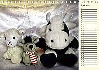 Ein Teddybär und seine Freunde (Tischkalender 2019 DIN A5 quer) - Produktdetailbild 6