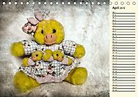 Ein Teddybär und seine Freunde (Tischkalender 2019 DIN A5 quer) - Produktdetailbild 4