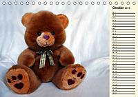 Ein Teddybär und seine Freunde (Tischkalender 2019 DIN A5 quer) - Produktdetailbild 10