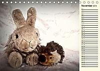 Ein Teddybär und seine Freunde (Tischkalender 2019 DIN A5 quer) - Produktdetailbild 11