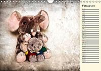 Ein Teddybär und seine Freunde (Wandkalender 2019 DIN A4 quer) - Produktdetailbild 2