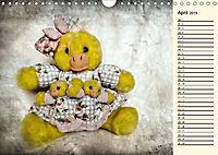 Ein Teddybär und seine Freunde (Wandkalender 2019 DIN A4 quer) - Produktdetailbild 4