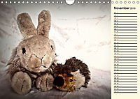 Ein Teddybär und seine Freunde (Wandkalender 2019 DIN A4 quer) - Produktdetailbild 11