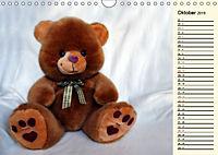 Ein Teddybär und seine Freunde (Wandkalender 2019 DIN A4 quer) - Produktdetailbild 10