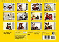 Ein Teddybär und seine Freunde (Wandkalender 2019 DIN A4 quer) - Produktdetailbild 13