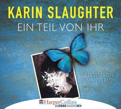 Ein Teil von ihr, 8 Audio-CDs, Karin Slaughter