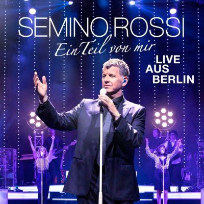 Ein Teil von mir (Live aus Berlin) (2 CDs), Semino Rossi