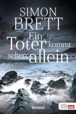 Ein Toter kommt selten allein, Simon Brett