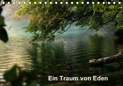 Ein Traum von Eden (Tischkalender 2019 DIN A5 quer), Simone Wunderlich