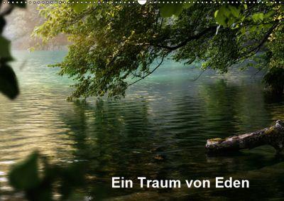 Ein Traum von Eden (Wandkalender 2019 DIN A2 quer), Simone Wunderlich