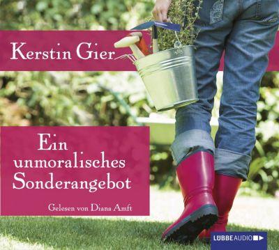 Ein unmoralisches Sonderangebot, 4 Audio-CDs - Kerstin Gier  