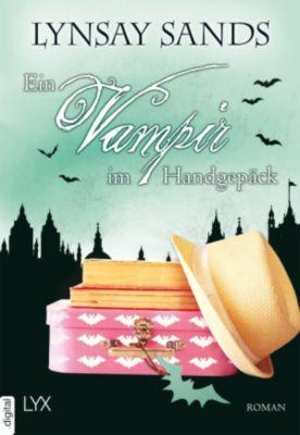 Ein Vampir im Handgepäck, Lynsay Sands