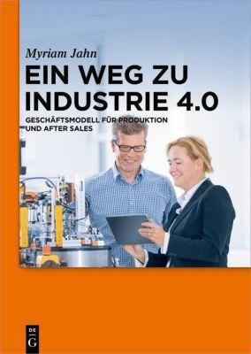 Ein Weg zu Industrie 4.0, Myriam Jahn