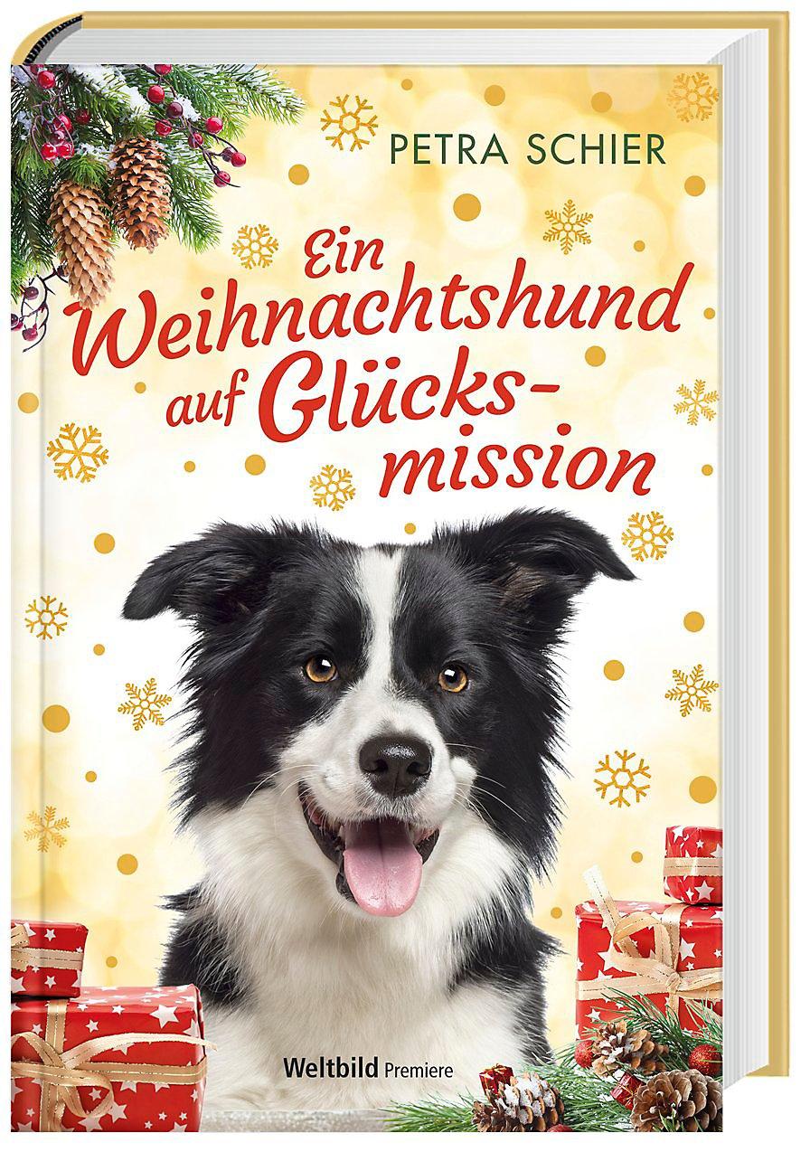 Ein Weihnachtshund auf Glücksmission - Weltbild-Ausgabe bestellen