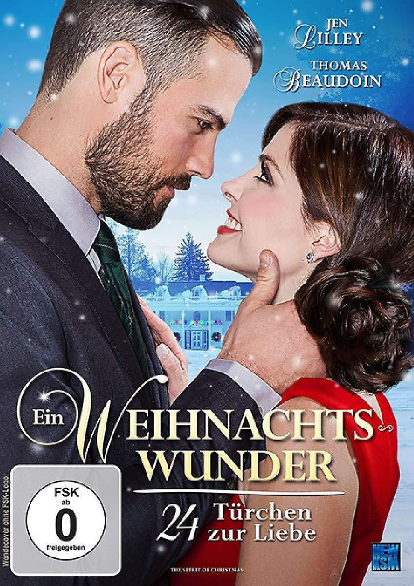 Ein Weihnachtswunder - 24 Türchen zur Liebe DVD | Weltbild.de