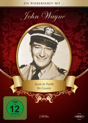 Ein Wiedersehen mit John Wayne, Borden Chase, James Warner Bellah