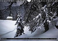 Ein Wintermärchen auf der Hemmersuppenalm (Wandkalender 2019 DIN A4 quer) - Produktdetailbild 1