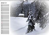 Ein Wintermärchen auf der Hemmersuppenalm (Wandkalender 2019 DIN A3 quer) - Produktdetailbild 1