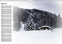 Ein Wintermärchen auf der Hemmersuppenalm (Wandkalender 2019 DIN A3 quer) - Produktdetailbild 4