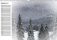 Ein Wintermärchen auf der Hemmersuppenalm (Wandkalender 2019 DIN A3 quer) - Produktdetailbild 2