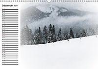 Ein Wintermärchen auf der Hemmersuppenalm (Wandkalender 2019 DIN A3 quer) - Produktdetailbild 9