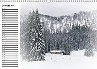 Ein Wintermärchen auf der Hemmersuppenalm (Wandkalender 2019 DIN A3 quer) - Produktdetailbild 10