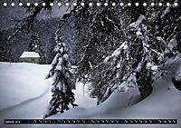 Ein Wintermärchen auf der Hemmersuppenalm (Tischkalender 2019 DIN A5 quer) - Produktdetailbild 1