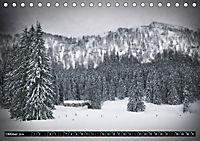 Ein Wintermärchen auf der Hemmersuppenalm (Tischkalender 2019 DIN A5 quer) - Produktdetailbild 10