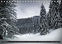 Ein Wintermärchen auf der Hemmersuppenalm (Tischkalender 2019 DIN A5 quer) - Produktdetailbild 11