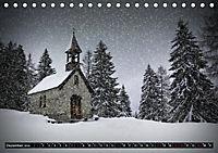 Ein Wintermärchen auf der Hemmersuppenalm (Tischkalender 2019 DIN A5 quer) - Produktdetailbild 12