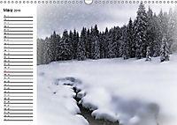 Ein Wintermärchen auf der Hemmersuppenalm (Wandkalender 2019 DIN A3 quer) - Produktdetailbild 3