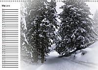 Ein Wintermärchen auf der Hemmersuppenalm (Wandkalender 2019 DIN A3 quer) - Produktdetailbild 5