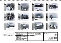 Ein Wintermärchen auf der Hemmersuppenalm (Wandkalender 2019 DIN A3 quer) - Produktdetailbild 13