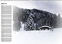 Ein Wintermärchen auf der Hemmersuppenalm (Wandkalender 2019 DIN A2 quer) - Produktdetailbild 4