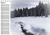Ein Wintermärchen auf der Hemmersuppenalm (Tischkalender 2019 DIN A5 quer) - Produktdetailbild 3