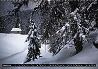 Ein Wintermärchen auf der Hemmersuppenalm (Wandkalender 2019 DIN A2 quer) - Produktdetailbild 1
