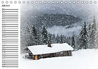 Ein Wintermärchen auf der Hemmersuppenalm (Tischkalender 2019 DIN A5 quer) - Produktdetailbild 7