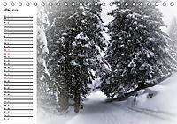 Ein Wintermärchen auf der Hemmersuppenalm (Tischkalender 2019 DIN A5 quer) - Produktdetailbild 5