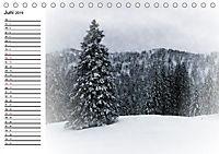Ein Wintermärchen auf der Hemmersuppenalm (Tischkalender 2019 DIN A5 quer) - Produktdetailbild 6