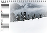 Ein Wintermärchen auf der Hemmersuppenalm (Tischkalender 2019 DIN A5 quer) - Produktdetailbild 9