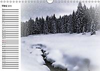 Ein Wintermärchen auf der Hemmersuppenalm (Wandkalender 2019 DIN A4 quer) - Produktdetailbild 3