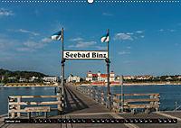 Ein Wochenende im Ostseebad Binz (Wandkalender 2019 DIN A2 quer) - Produktdetailbild 1