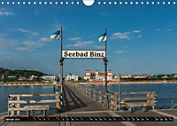 Ein Wochenende im Ostseebad Binz (Wandkalender 2019 DIN A4 quer) - Produktdetailbild 1
