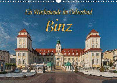 Ein Wochenende im Ostseebad Binz (Wandkalender 2019 DIN A3 quer), Gunter Kirsch