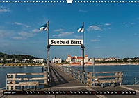 Ein Wochenende im Ostseebad Binz (Wandkalender 2019 DIN A3 quer) - Produktdetailbild 1