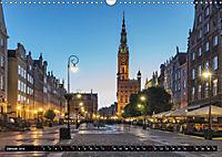 Ein Wochenende in Danzig (Wandkalender 2019 DIN A3 quer) - Produktdetailbild 1