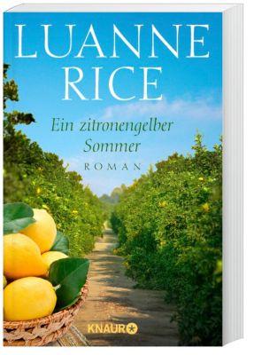 Ein zitronengelber Sommer - Luanne Rice |