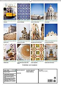 Einblicke von Lissabon (Wandkalender 2019 DIN A2 hoch) - Produktdetailbild 13