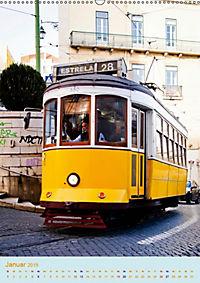 Einblicke von Lissabon (Wandkalender 2019 DIN A2 hoch) - Produktdetailbild 1