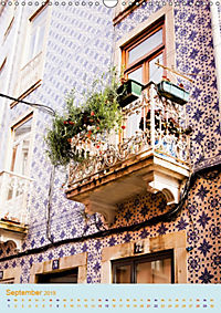 Einblicke von Lissabon (Wandkalender 2019 DIN A3 hoch) - Produktdetailbild 9